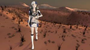 2525: Irene, Desert Scene (2)