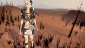 2525: Irene Desert Scene