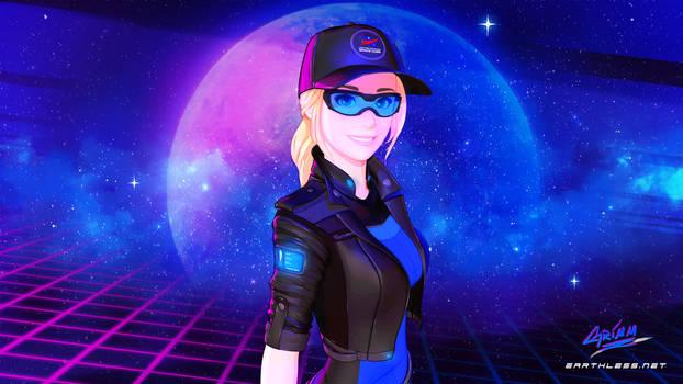 Earthless: Irene Jameson (4k) (2021)