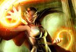 Children of Wyrms: Sorceress