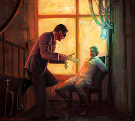 Netrunner: Witness Tampering