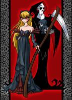 Bleedman's 'Grim Family' by lorraine-schleter