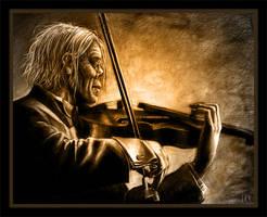 Burning Strings of Don Juan