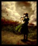 Amelie in Autumn