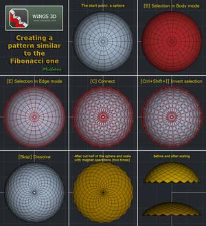 Fibonacci-style