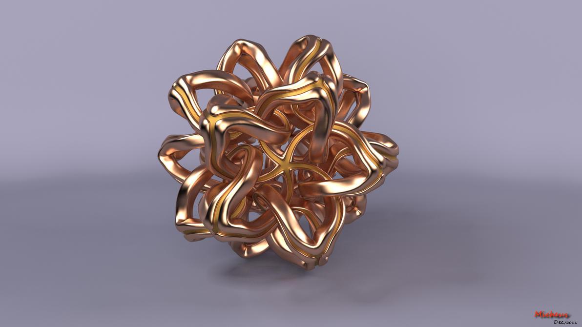 John Malcolm's Interlocked Star Nest by Micheuss