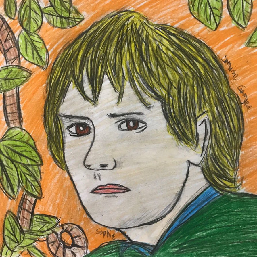 Samwise Gamgee by sophiexxth