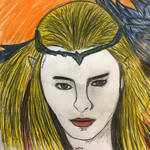 Thranduil by sophiexxth