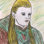 Legolas by sophiexxth
