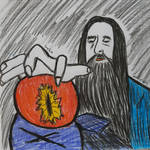 Saruman by sophiexxth