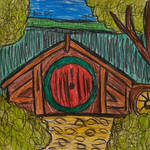 Bag End, The Shire by sophiexxth