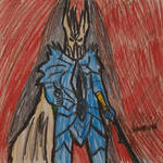 Sauron by sophiexxth