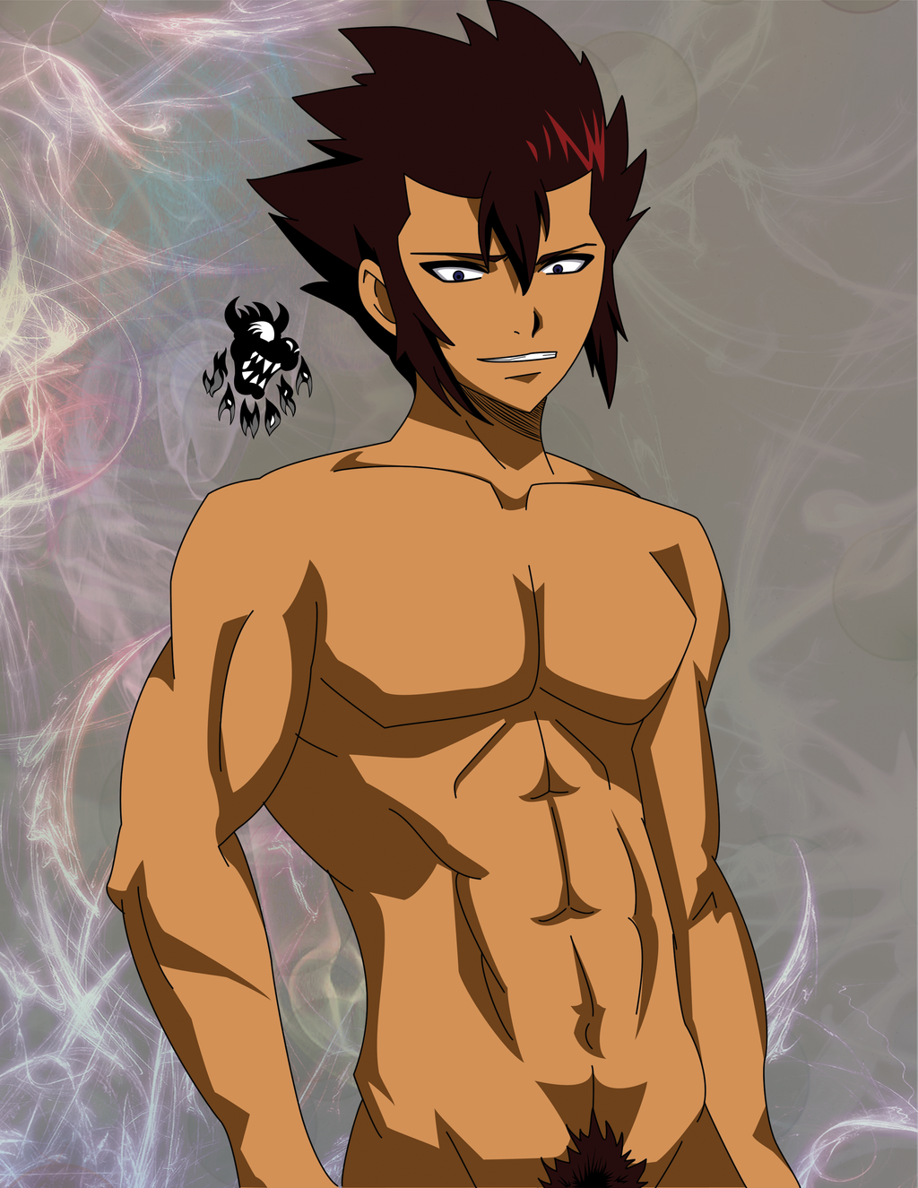 fairy tail guys naked