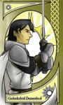 The Knight by ToranekoStudios