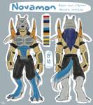 Novamon reference sheet
