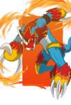 Flamedramon day!