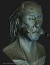 Jaghut speedsculpt by ToranekoStudios