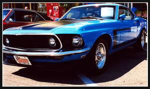 Pony Cars: Boss 302