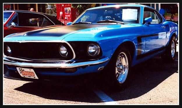 Pony Cars: Boss 302 by sweetkitten