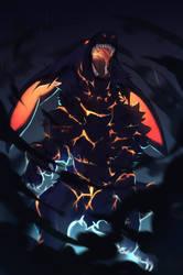 Werebun from hell