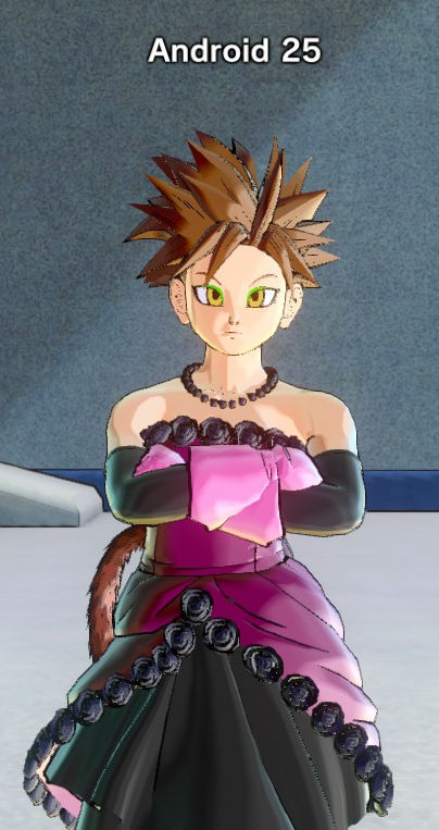 Dragon Ball Xenoverse 2 OC's #11: Android 25 by ...