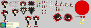 Shadow The Hedgehog Builder Updated