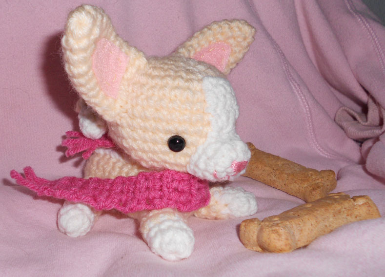 Amigurumi Chihuahua By Craftytibbles On Deviantart