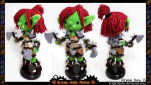 Quixxle, Goblin Shaman