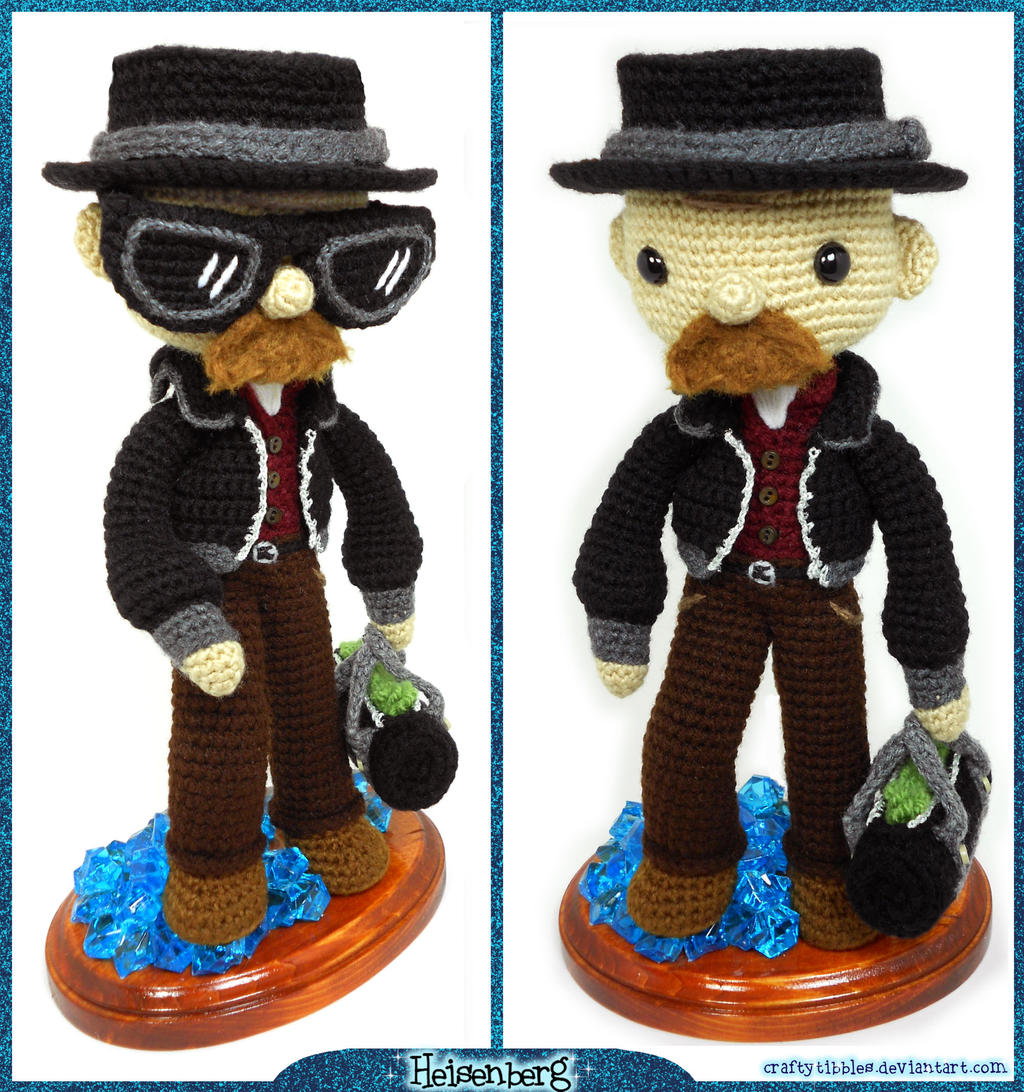 Heisenberg by CraftyTibbles