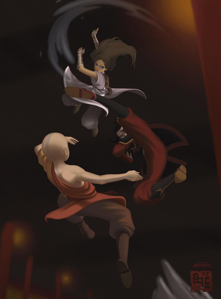 Avatar - Rematch by ziwu