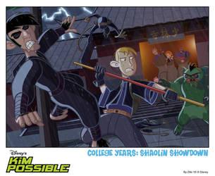 KP CY: Shaolin Showdown by ziwu