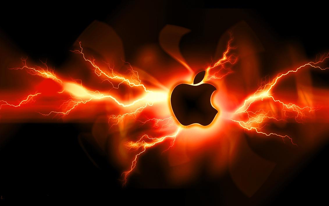 apple lightning by themanwhowrites on deviantart