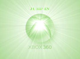 Xbox 360 Wallpaper by The-man-who-writes
