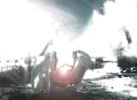 Halo 3 Wallpaper Edit by The-man-who-writes