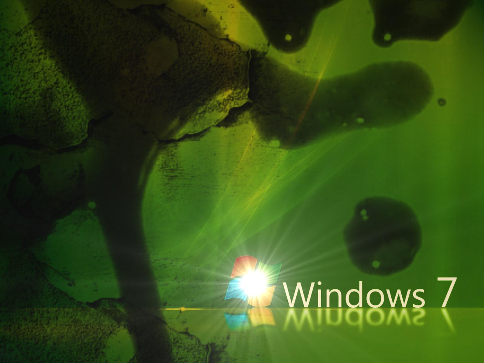 Windows 7 Seven Wallpaper Fondos De Escritorio Wallpapers: Wallpapers De Windows 7