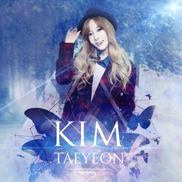 Kim Taeyeon by mynchoding