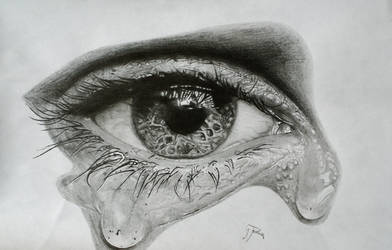 The vision of tears by gj-drawer
