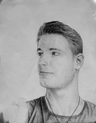 Portrait by gj-drawer