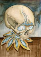skull by unclejosh100