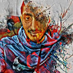Seany  @smonsels - PicsArt Abstract Disintragrate
