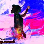 PicsArt - Kartina - Galaxy  Exposure - Magic Selfi