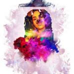 XRS - Rewella Simmons - Galaxy Hair - Magic Selfie
