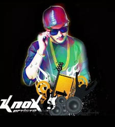 Knox Artiste - Magic Selfie - Musician - FanArt