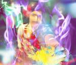 Seany - Filter - Selfie - Fire Lightning - Scrap by smonsels