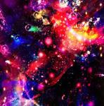 @Gueraley - bokeh - bubbles - neon