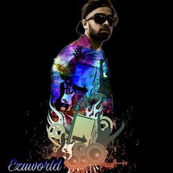 Ezu- Musician Portrait - Shirt Blend (EzuWorld)