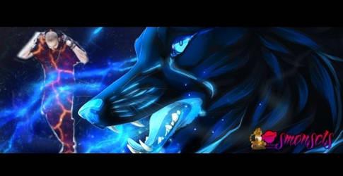 RaOol - Blue Wolf -   snapseed - Visual - Facebook