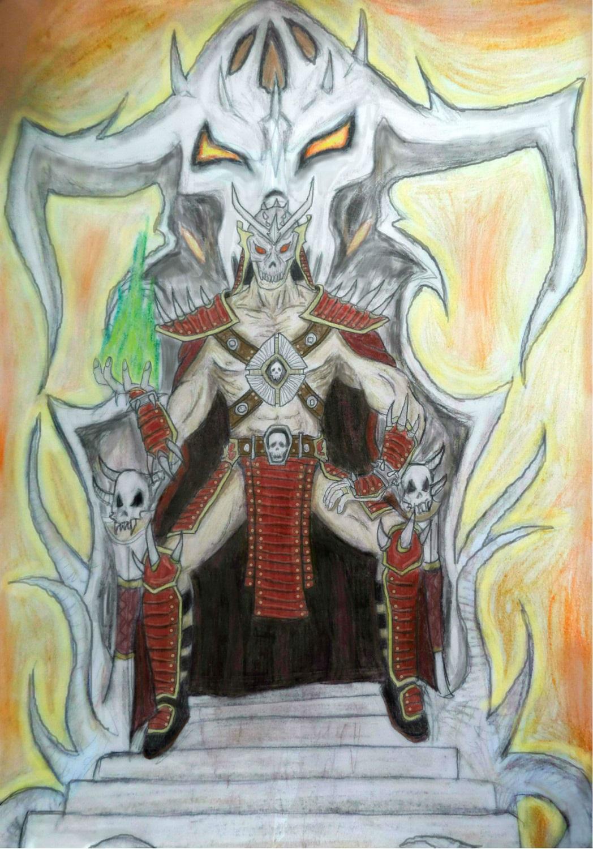 Shao Kahn Throne