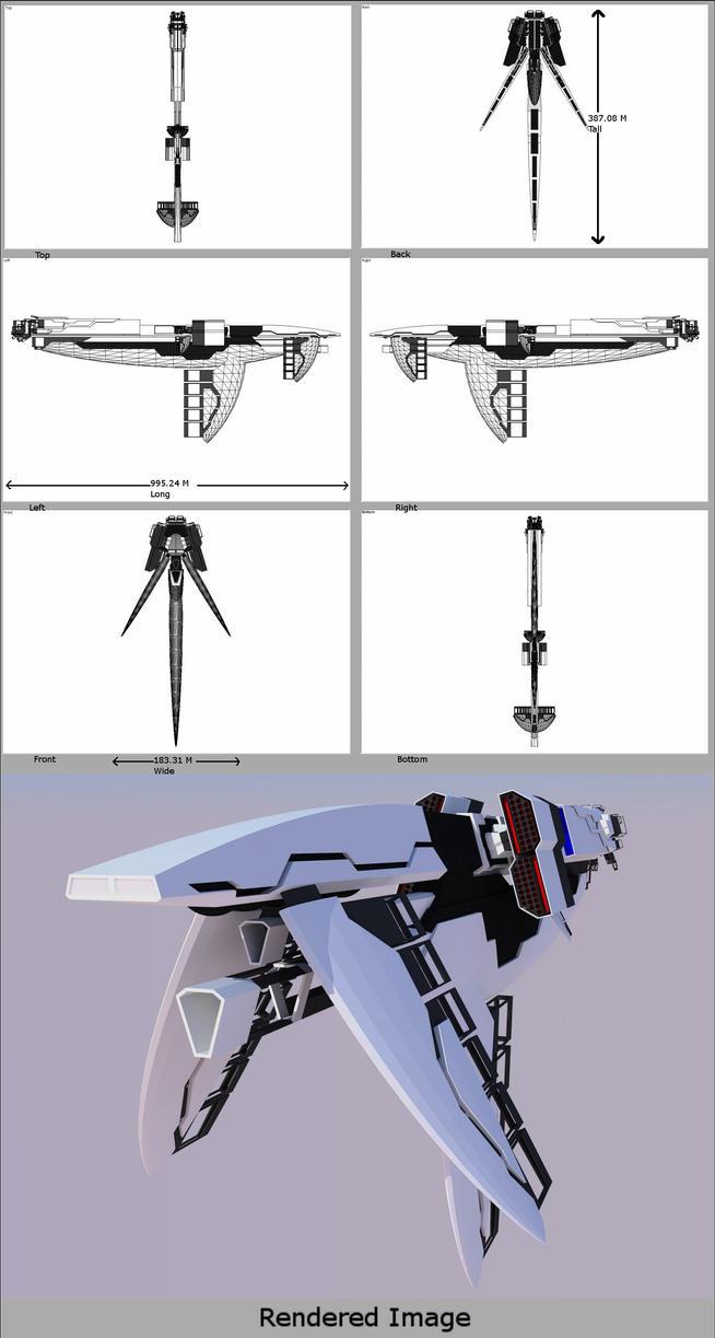 EVE SHIP: Designator by Stealthdesigns