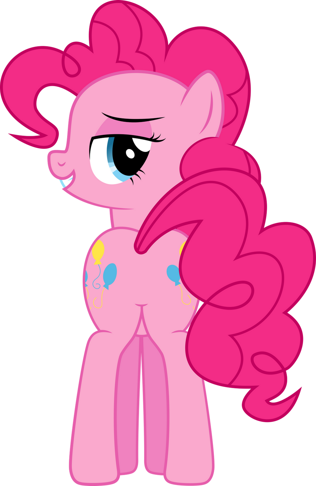 Pinkie Pie - Dat Plot by MrCabezon